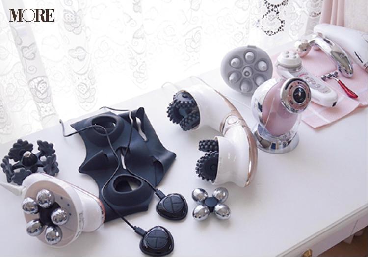 おすすめ美容家電は『ヤーマン』『セルキュア』『ディープコア』。『ポーラ』『ルルルン』などのシートマスクと同時使用で時短ケア♡_4