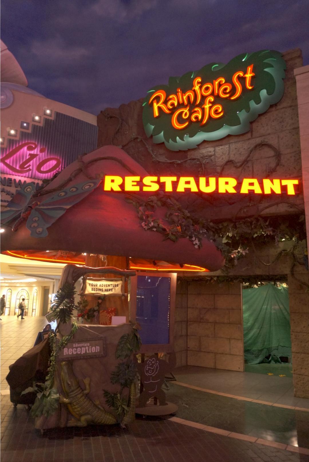 """まるで """" ジャングル """" みたい‼︎熱帯雨林と野生動物の保護をテーマにしたレストランが凄い✨ここでサプライズバースデーはいかが(*´∀`*)?_1"""