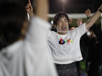 ゆりやんレトリィバァとワークアウト体験! 最新スポット『ナイキ』のスポーツパーク「TOKYO SPORT PLAYGROUND SPORT × ART」レポ☆