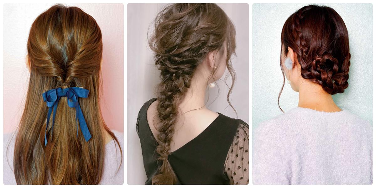 結婚式特集《髪型編》- 簡単にできるお招ばれヘアアレンジや、おすすめヘアアクセサリー_1