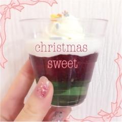 プチプラhappyなクリスマススイーツ♡セブンの『カラフルツリーゼリー』がかわいくてとってもおいしい!