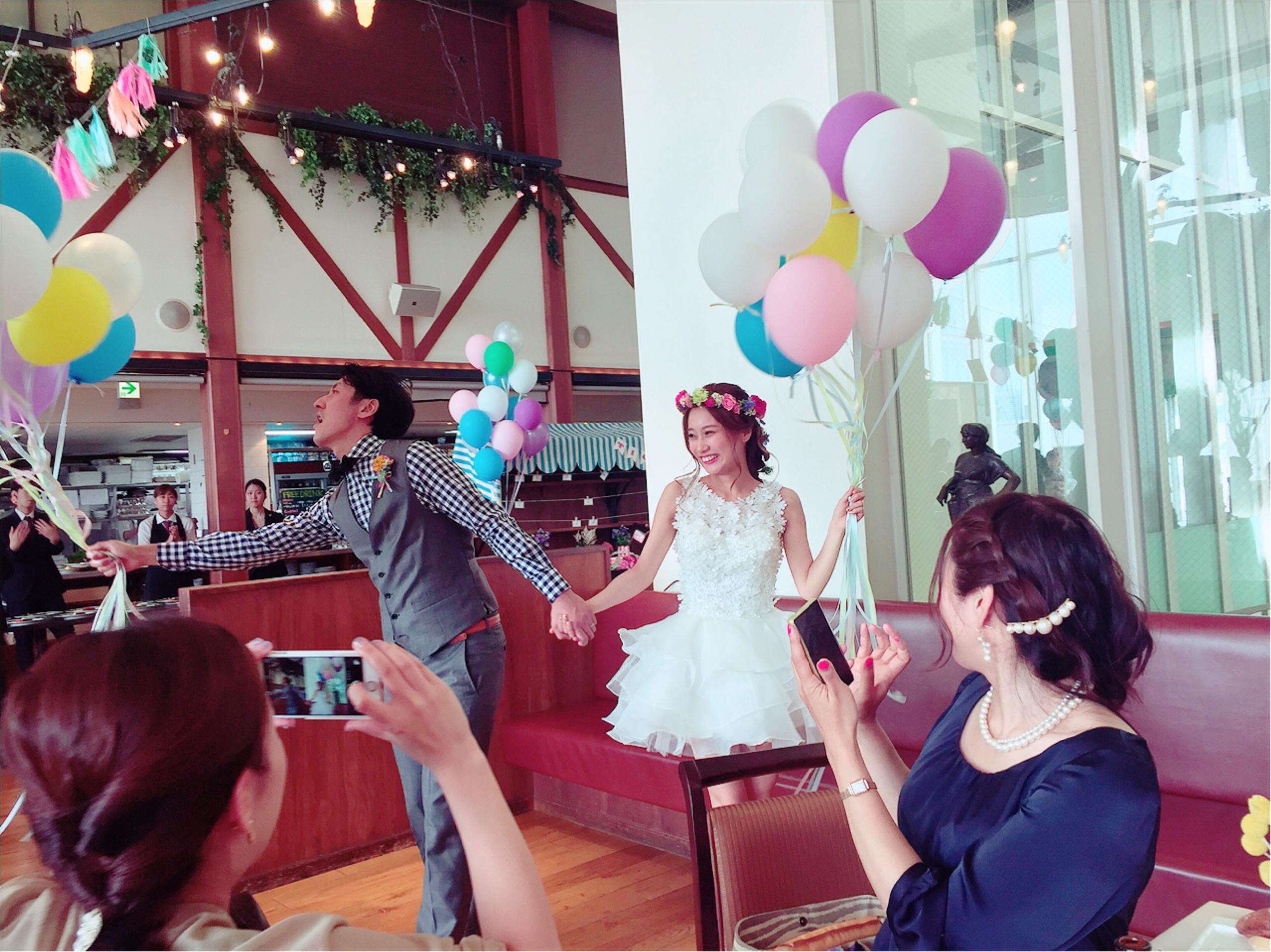 """【Wedding】え、ここはアメリカですか?可愛いの嵐♡!憧れ×理想の""""海外風 ウエディング""""がインスタ映え最高って話。_17"""