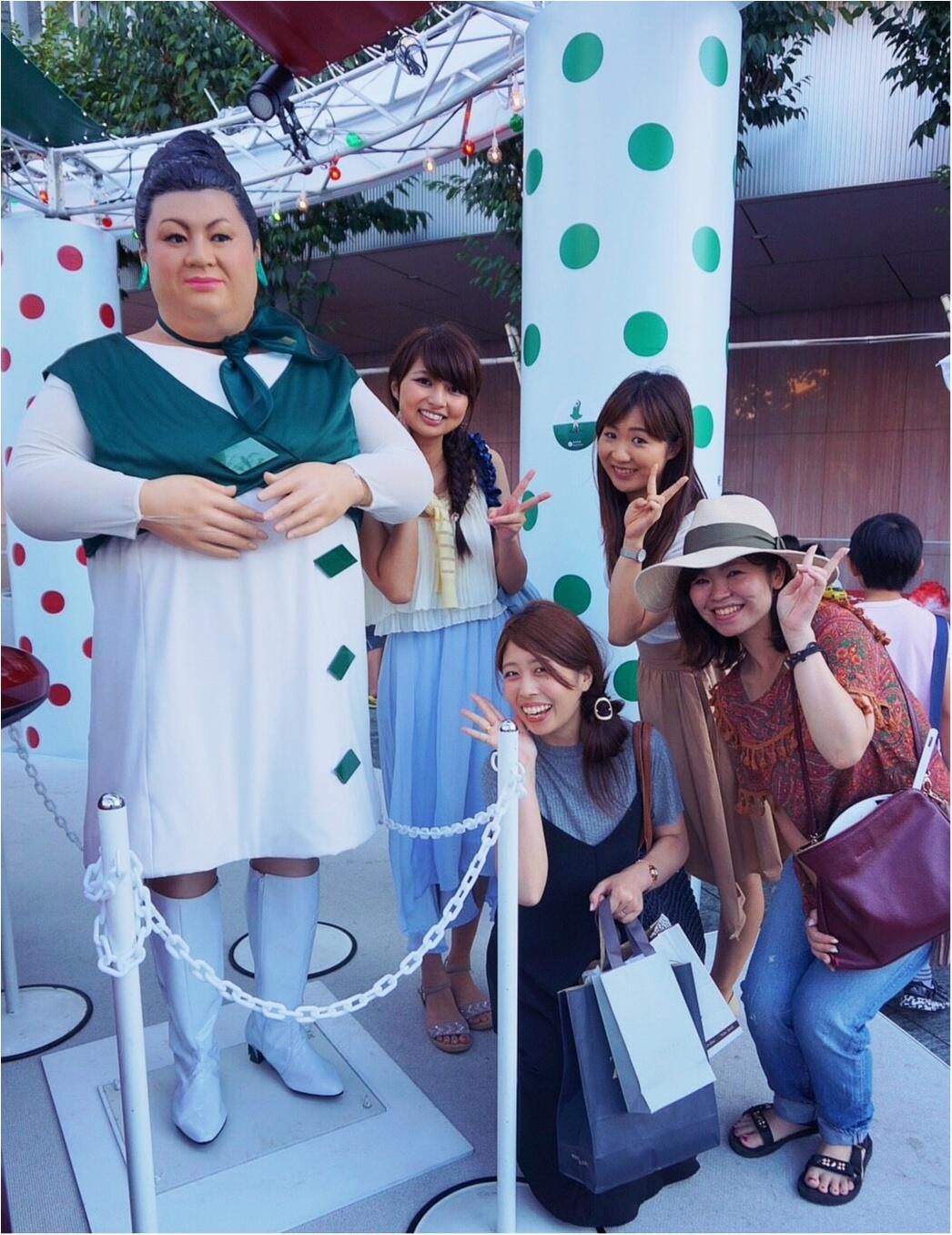 今年の夏はヒルズでジブリ!モアハピメンバーと過ごす夏休み♡カキ氷も☻_2