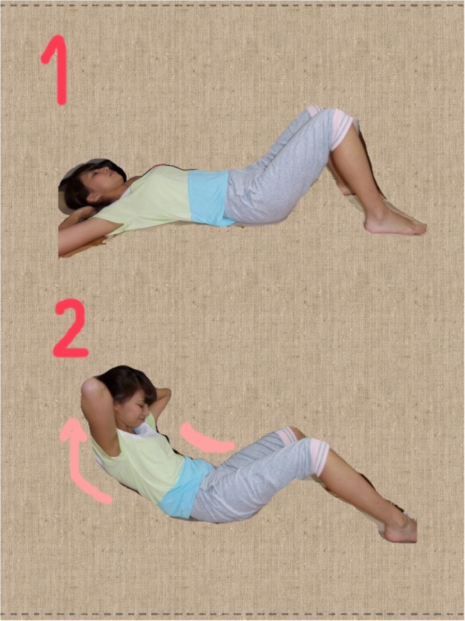 腹筋は3方向から鍛えるべし‼️美しいくびれを手に入れて『夏』を満喫しようヾ(o´▽`)ノ゙♪_1