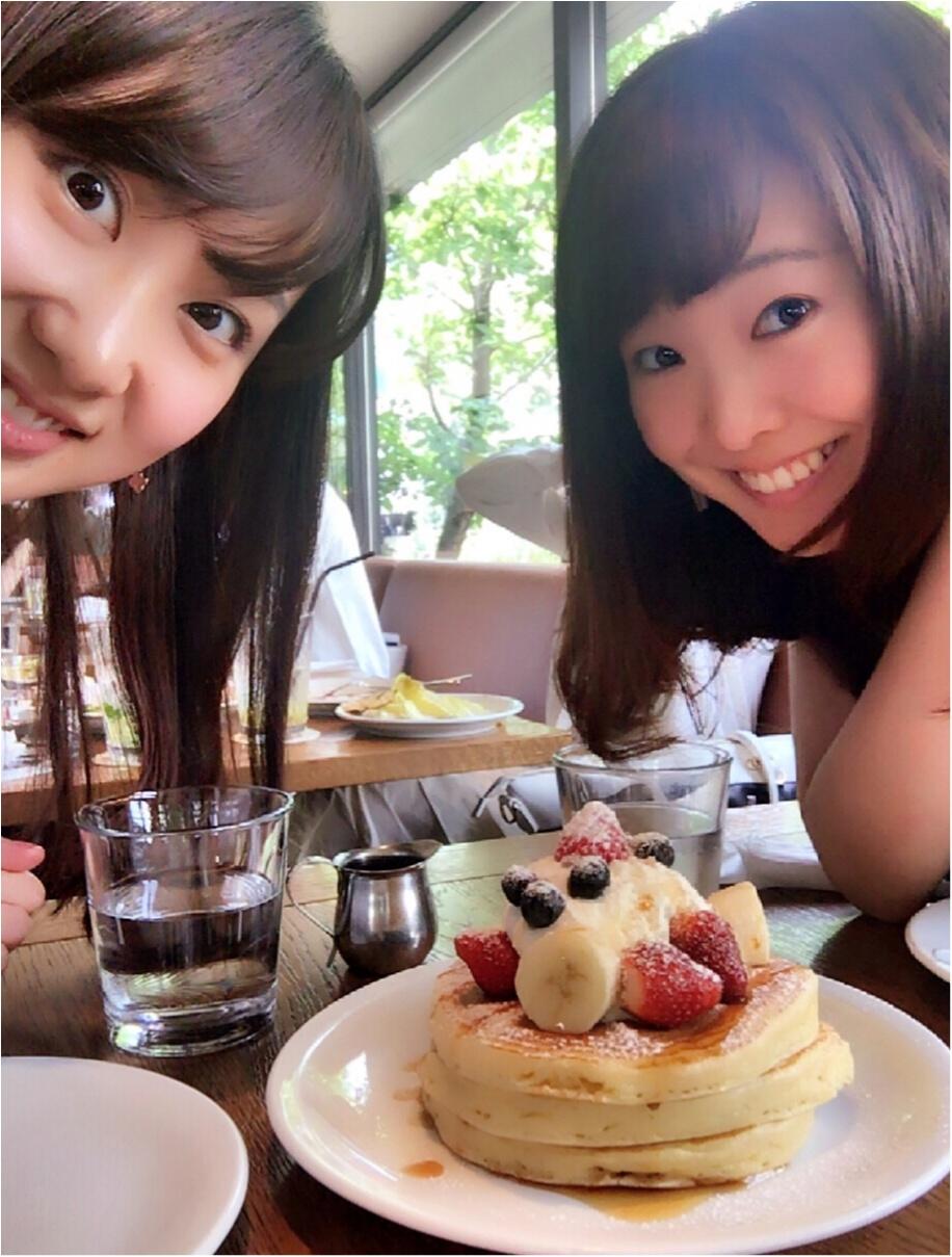 代官山で人気のパンケーキ『IVY PLACE』へ行ってきました〜!_5
