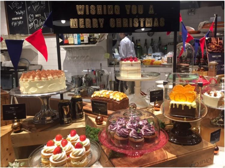 【FOOD】まるでロンドン♡表参道で1番のお気に入りCafe教えます♡_4