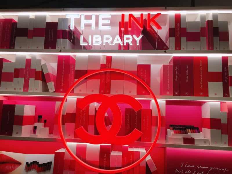 【プチギフト付】CHANELのビューティーイベントTHE INK LIBRARY で新色限定色を一足先に体感しよう_1