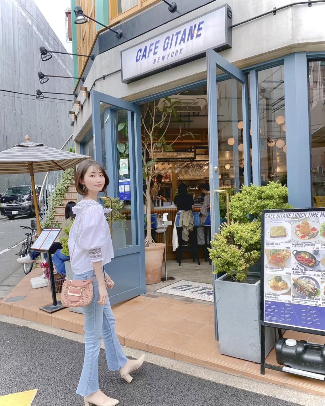 【カフェ/恵比寿】GITANE NEWYORK_5