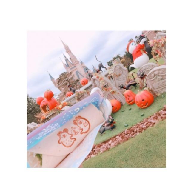 HalloweenDisneyland♡♡_1