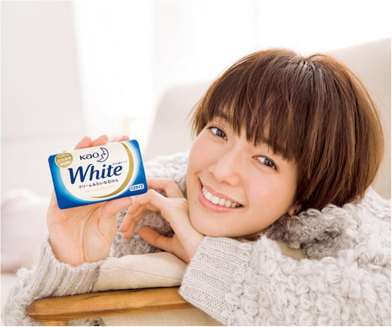 """冬の肌の乾燥などのモヤモヤ……。クリームみたいな泡で""""肌をやさしく洗う""""という素敵な選択。_2"""
