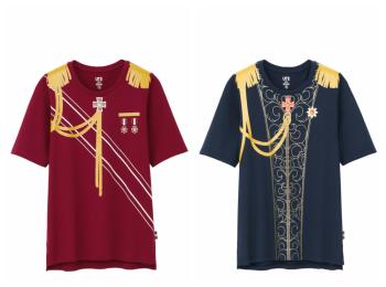 『ユニクロ』にオスカル降臨♡『ベルばら』Tシャツ、もう買った!?