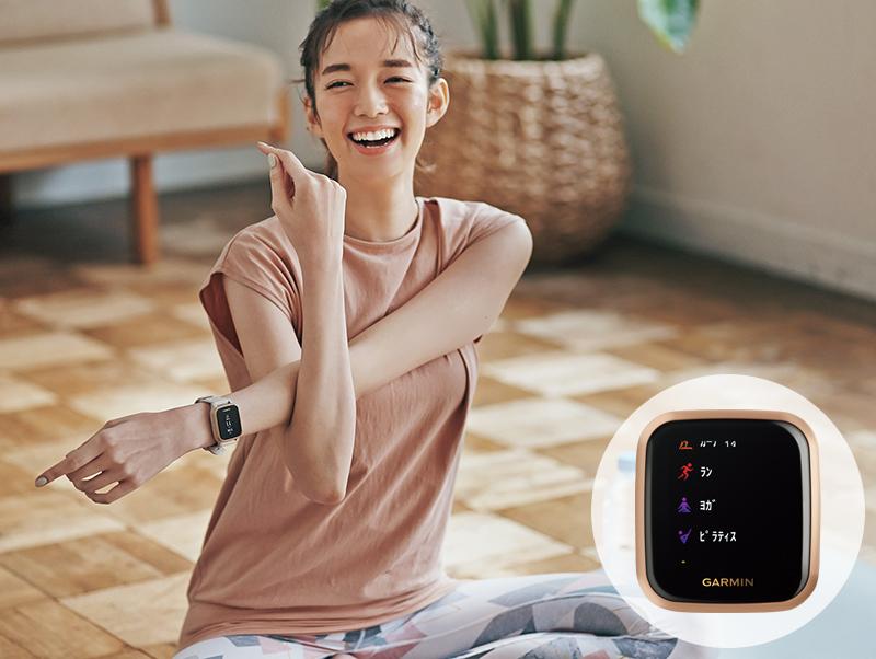 仕事の予定もヘルスケアも腕時計がたった一本で賢く管理!『ガーミン』のスマートウォッチは私たちのためにある♡_5