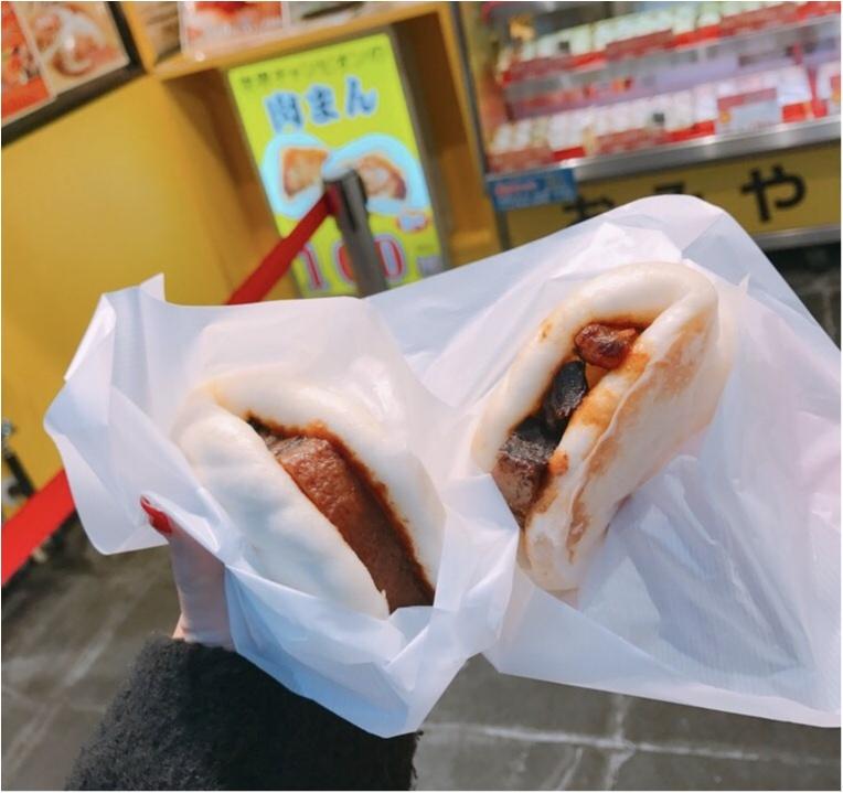 横浜中華街で《豚角煮まん》を食べるなら、世界チャンピオン【皇朝】へ★_5