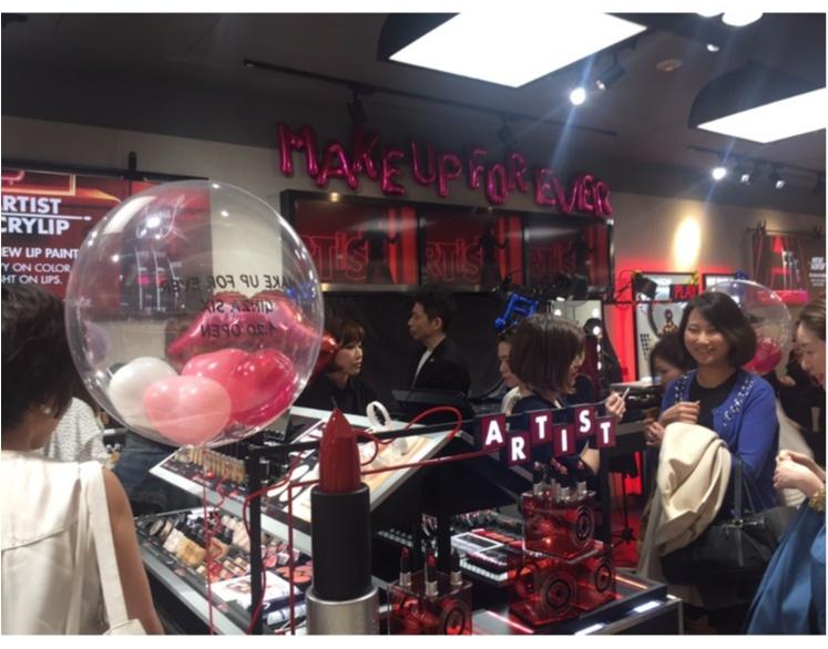 【♥︎♥︎♥︎】ずばり♡!私のおすすめはコスメフロア!GINZA SIXレセプションに行ってきました♡_5
