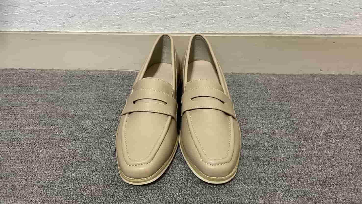 【お気に入りの靴】春夏にぴったり!ミュールとローファーを紹介_5