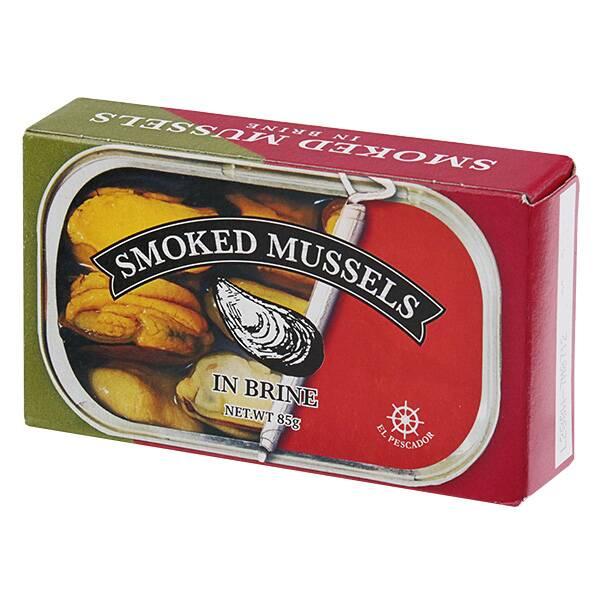 カルディで人気の缶詰「エルペスカドール スモークドムール貝」