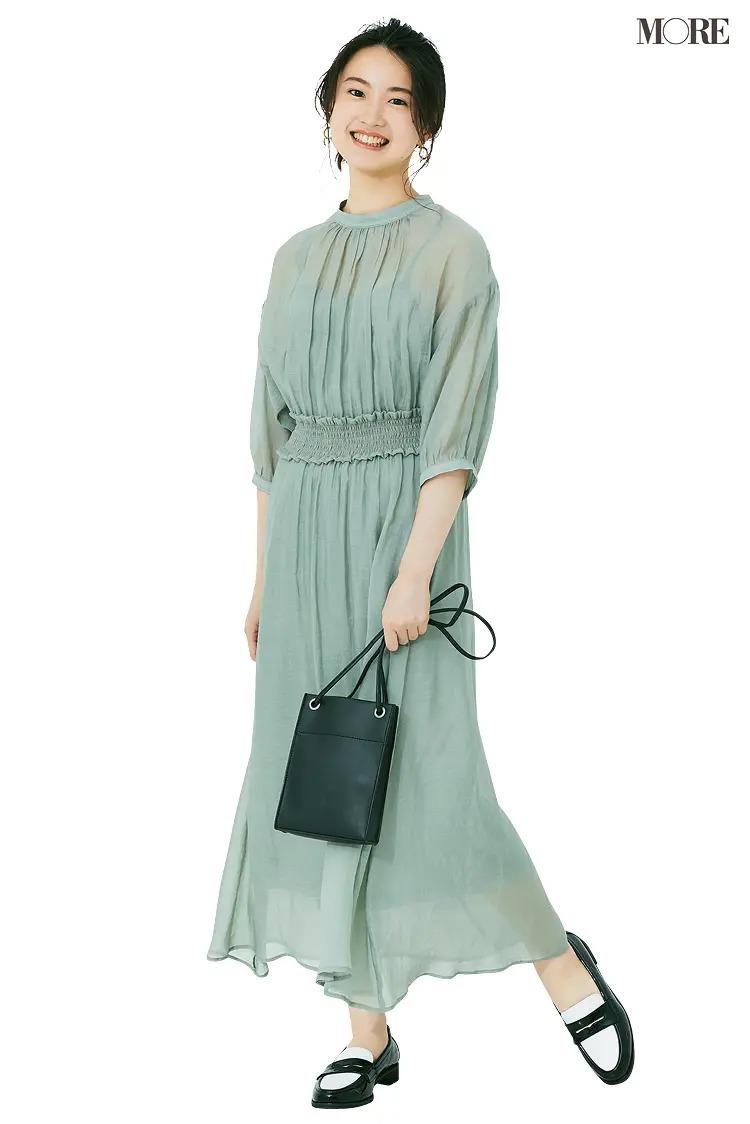 体型別に読者が試着! ワンピ、パンツ、スカート、どのデザインが一番きれいに見える?PhotoGallery_1_5