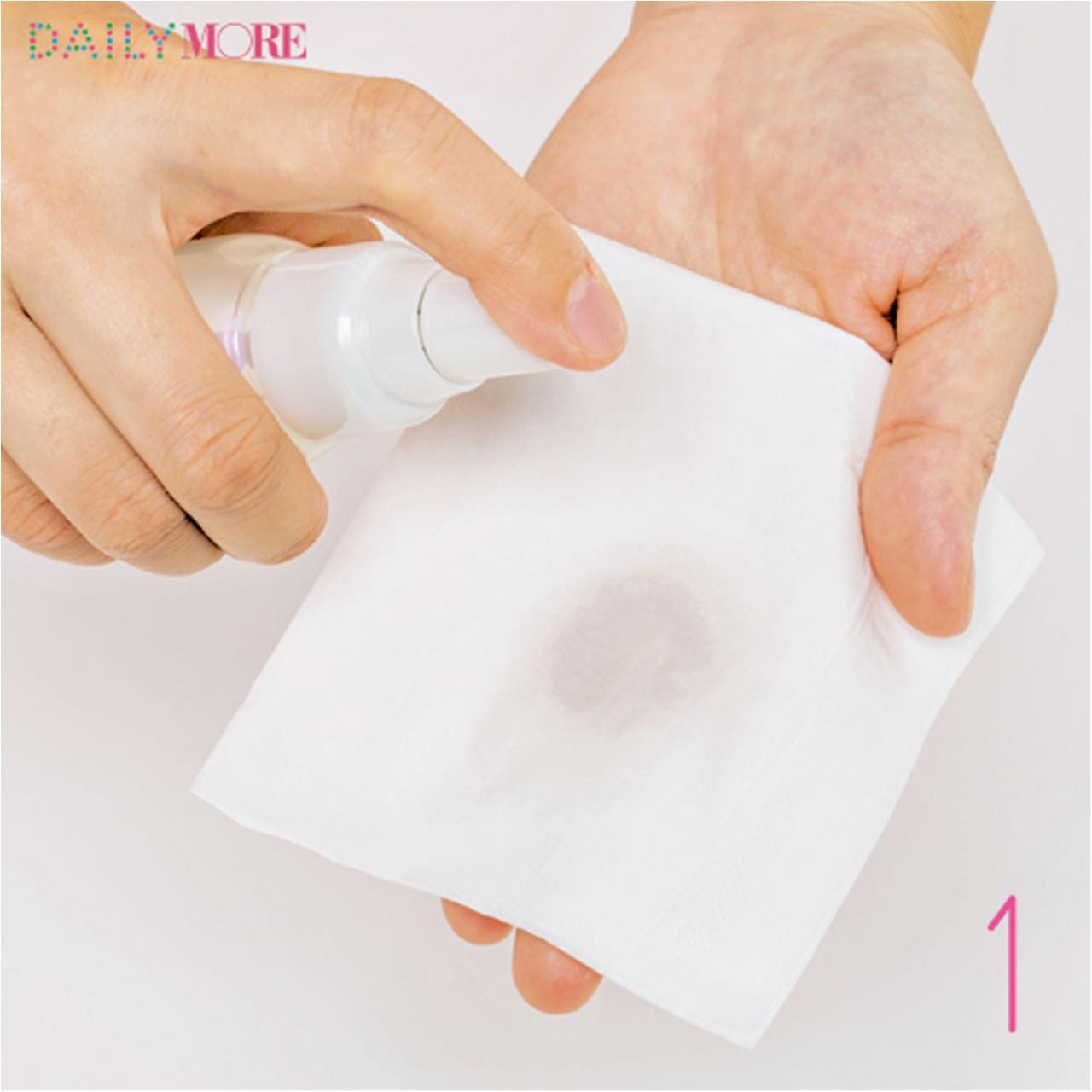 メイク用ブラシは粉の落とし方が重要!! 【メイクの汚道具、一斉お掃除大作戦!】_3