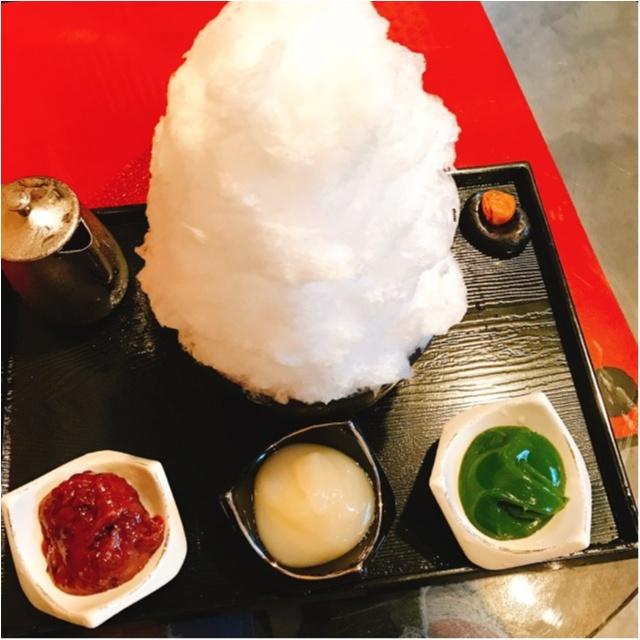 《今、女子旅するならココ!》秩父へ行ったら絶対に食べたい、かき氷♡〜第1弾〜_2