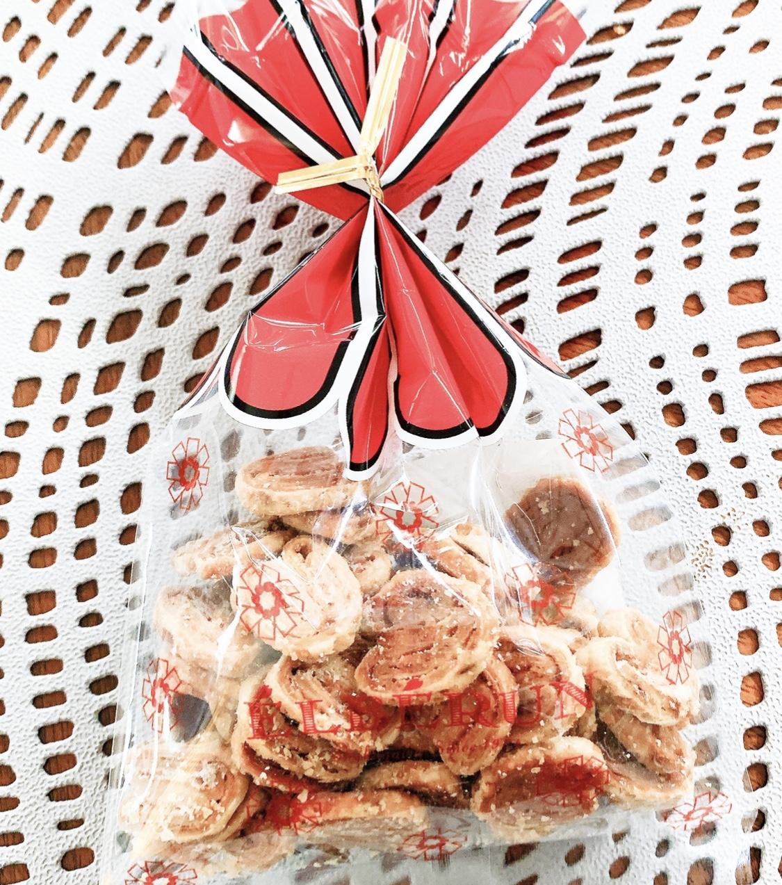 セレブ御用達【夙川】エルベランのクッキー【おもたせ お土産 手土産】_3