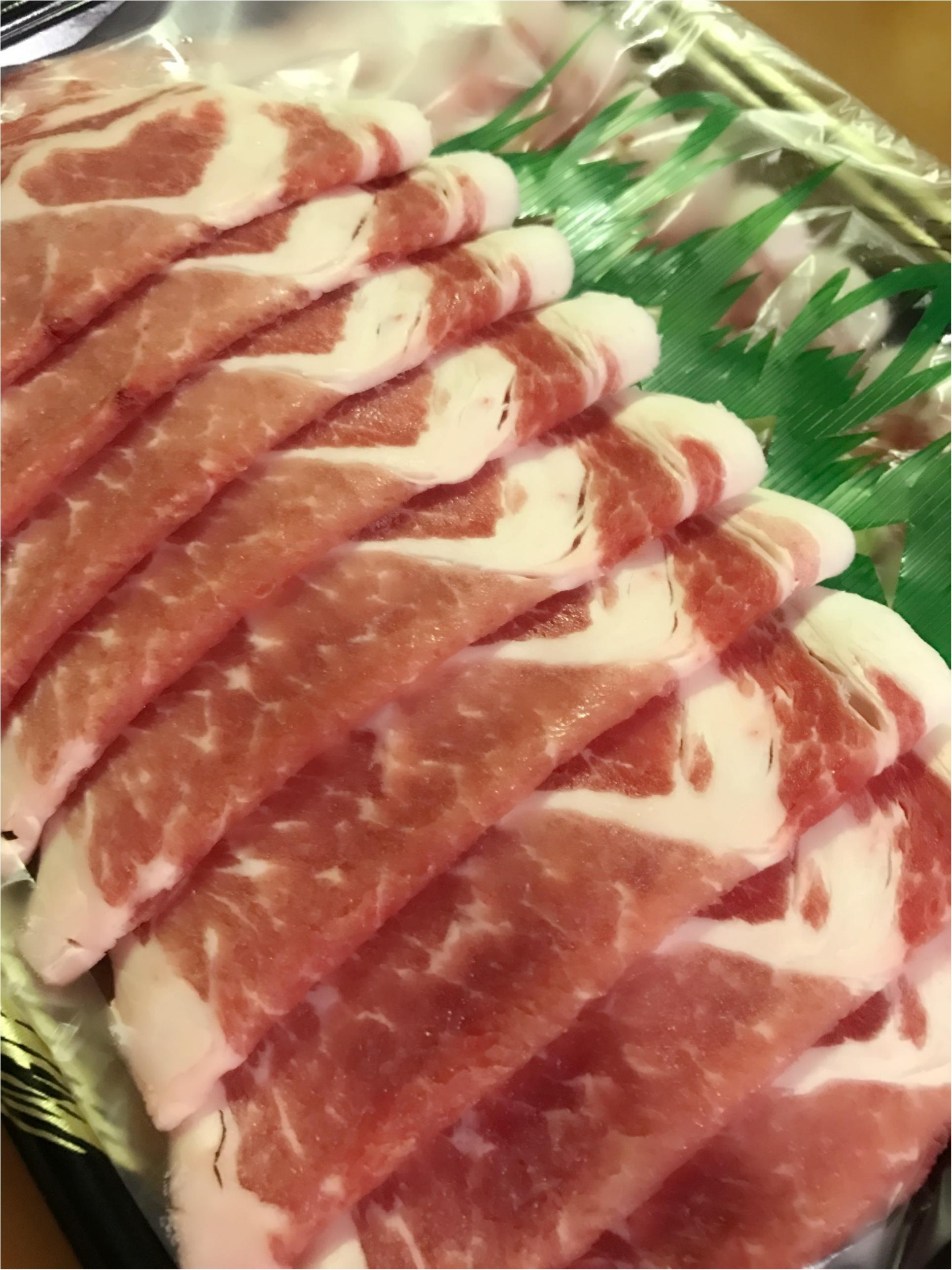冬といえば…!?そう!お鍋の季節!!でもついつい食べすぎて飽きちゃいがち…。゚(゚´ω`゚)゚。?そんな時は贅沢お肉をお取り寄せ♫_2