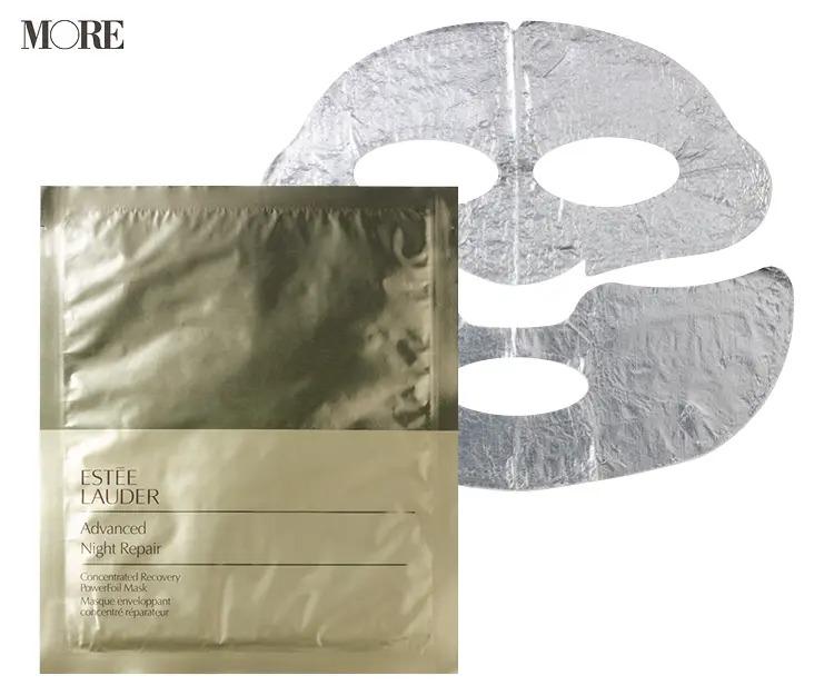 《おすすめのシートマスク・パック》エスティ ローダー アドバンス ナイト リペア パワーフォイル マスク