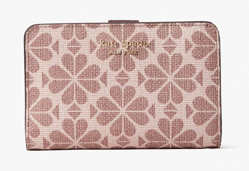 『ケイトスペード』ピンクの財布
