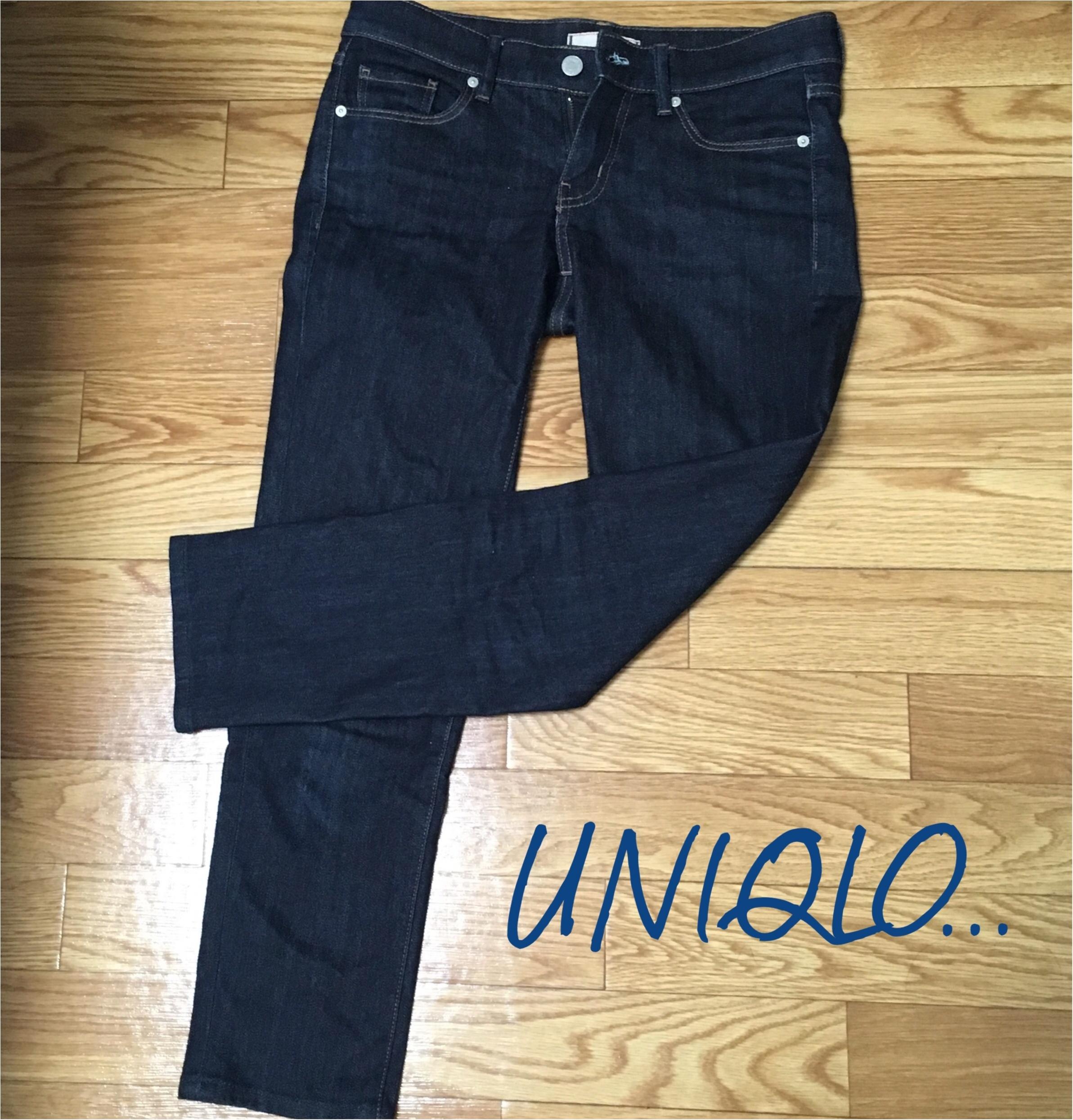 ▶▶お気に入りのTシャツと〈UNIQLO〉デニムでスポーティコーデ~お気に入りTシャツを長持ちさせるには~【はるな】_1