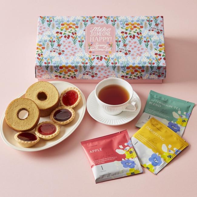 いちごも桜も♡ 『アフタヌーンティー・ティールーム』でピンクのカフェタイムを♪【#桜 2019 6】_7