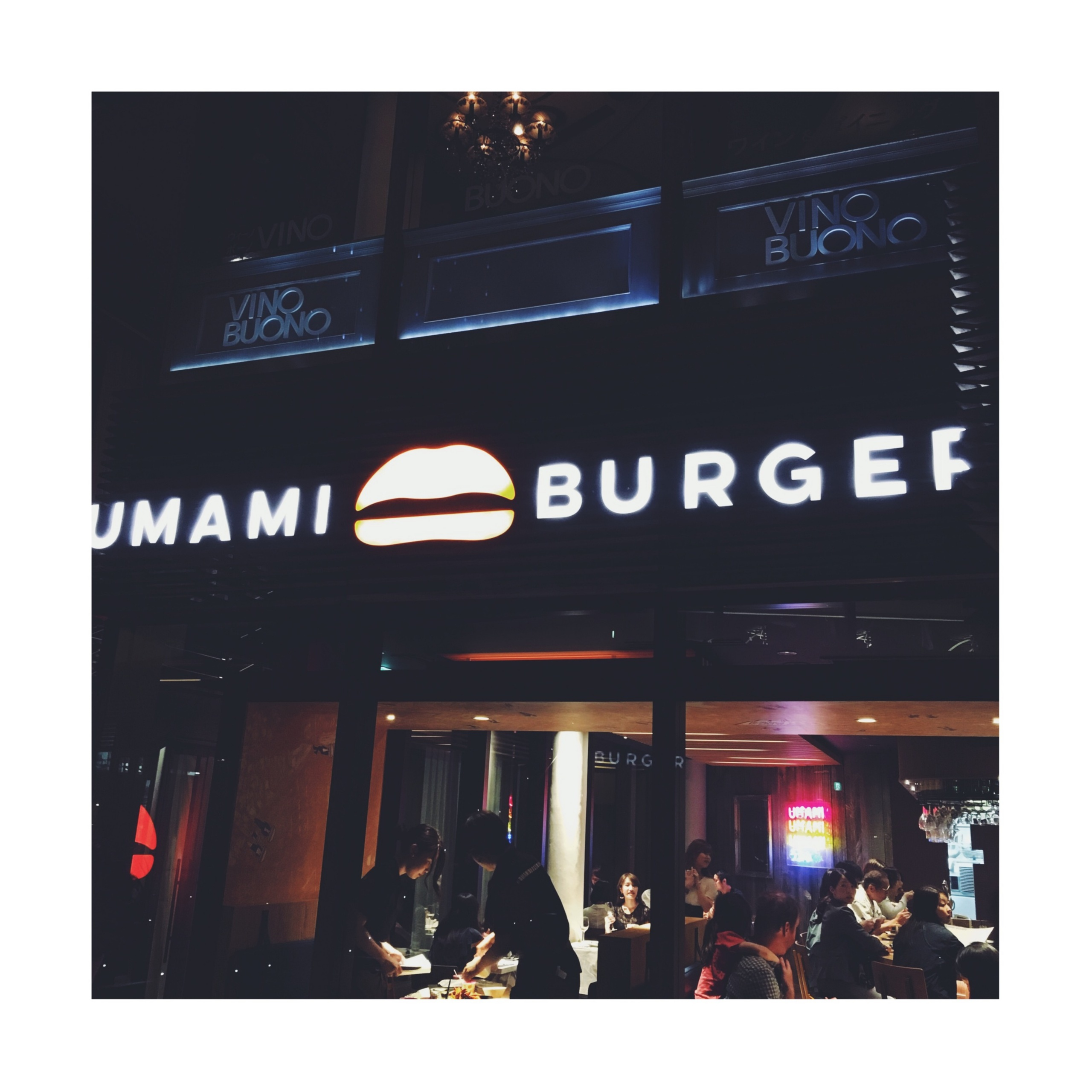 《表参道駅から徒歩5分以内》【絶品!】LA発UMAMI BURGERへGo♡_1