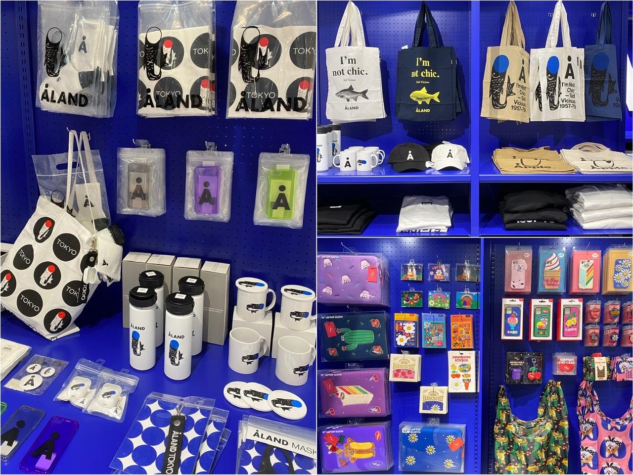 韓国の大人気セレクトショップ『ALAND』ついに日本上陸☆ 渋谷の路面店へ行ったらまるで韓国旅行だった件_3