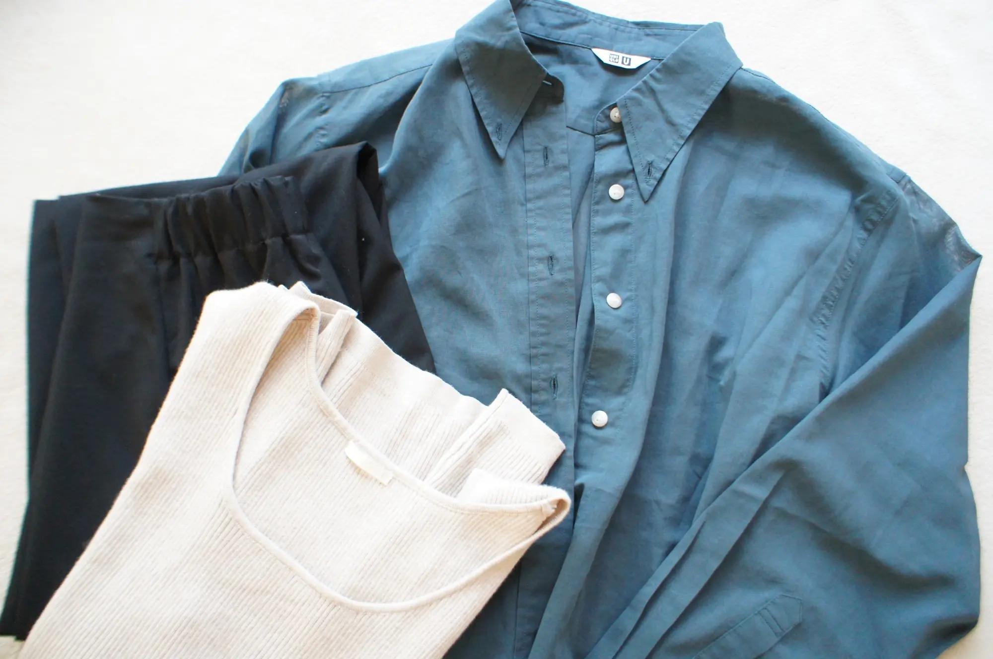 『ユニクロユー』、『GU』のプチプラ春コーデ♪ 赤スカートが気になる!【今週のモアハピ部ファッション人気ランキング】_3