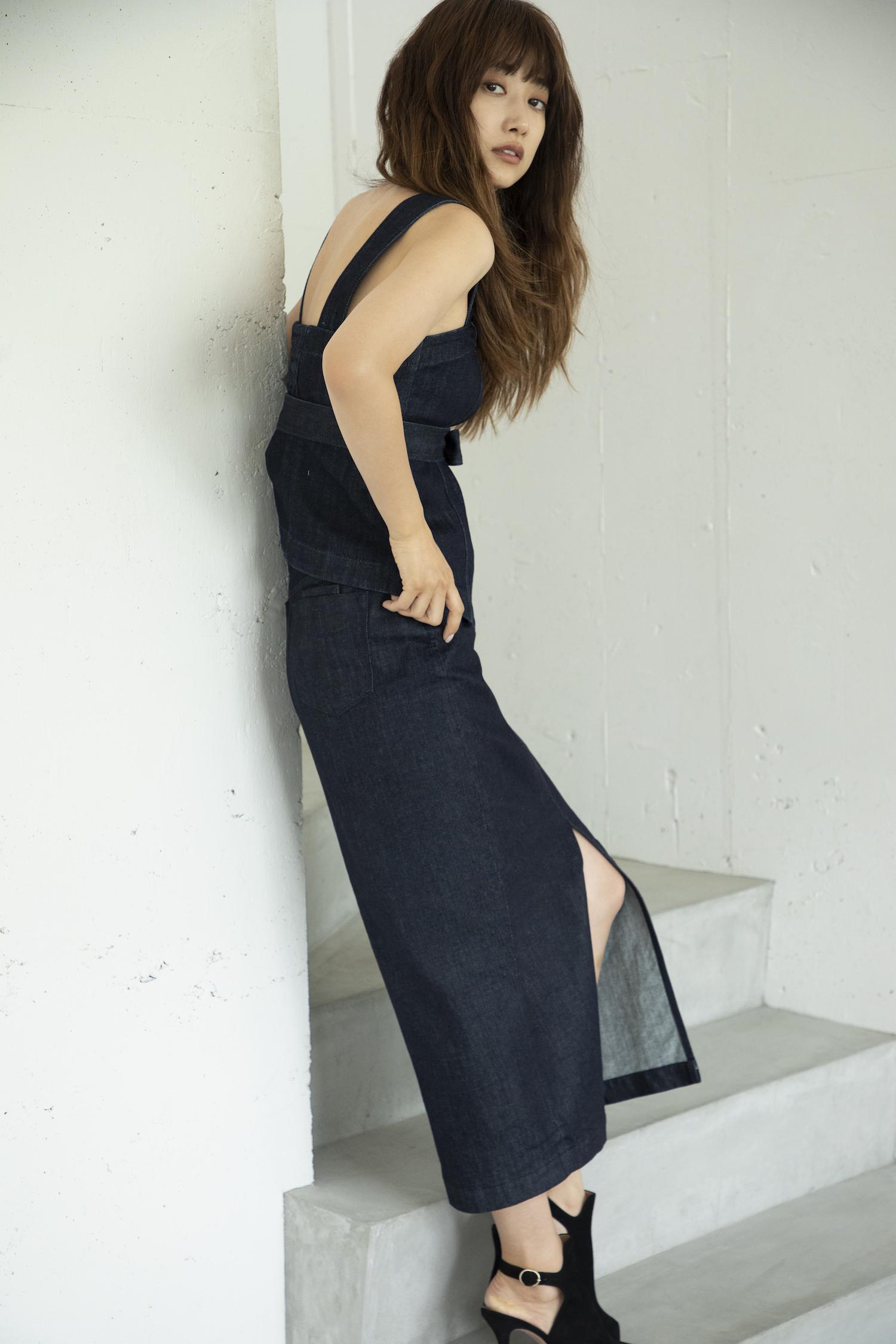 モデル・ヨンアがディレクションするブランド『COEL』が『YANUK』とコラボ! こだわりデニムで美シルエットに♡_3