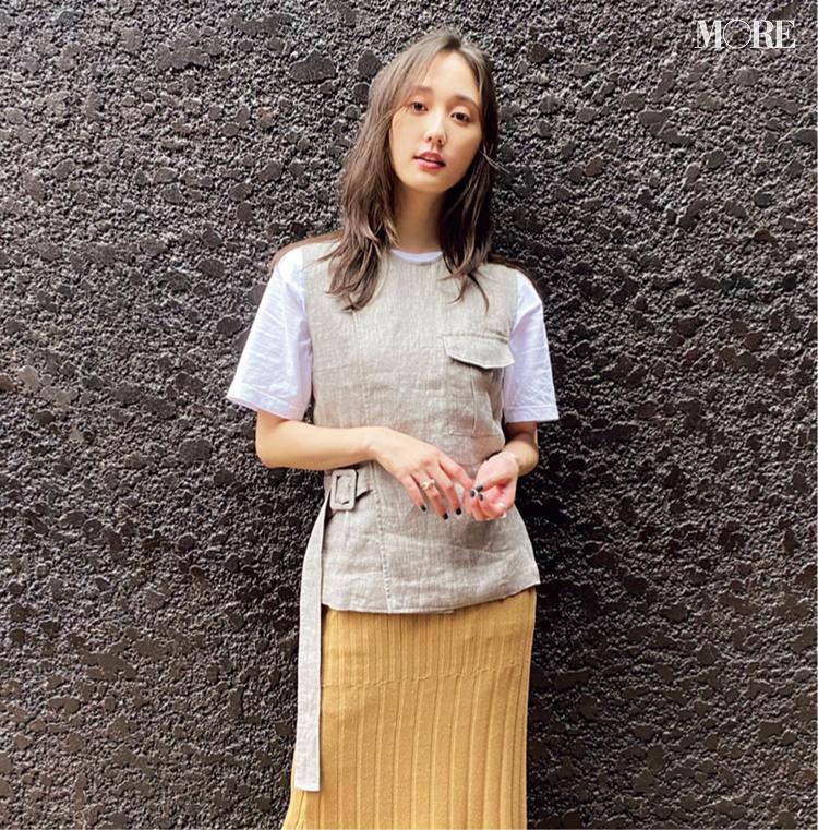 鈴木友菜の私服を公開♡ 【モデルのオフショット】_1