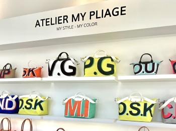 『ロンシャン』の「マイ プリアージュ®︎ シグネチャー」ポップアップ開催中! 720万通りのカスタムで自分だけのバッグを♡
