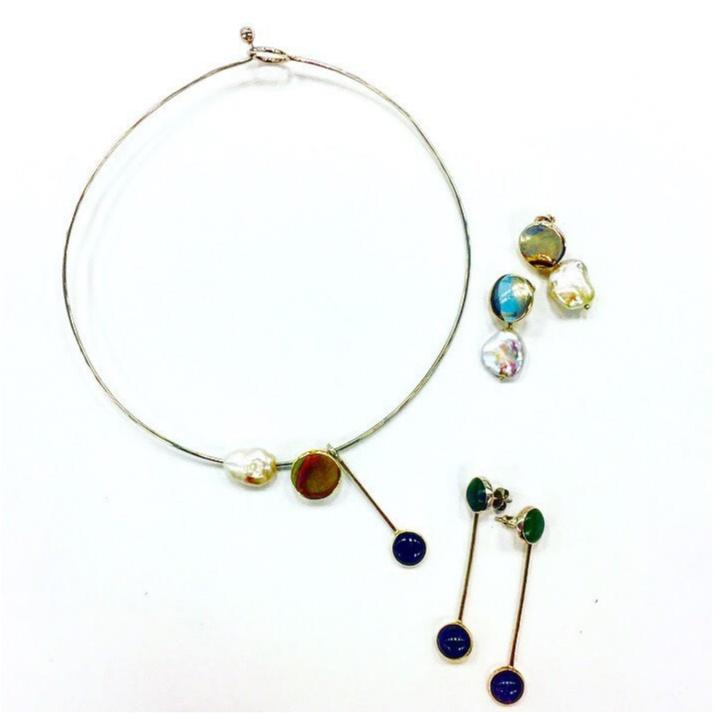 【コレ買っちゃいました!】『FARIS Jewelry』のピアス&チョーカー_1