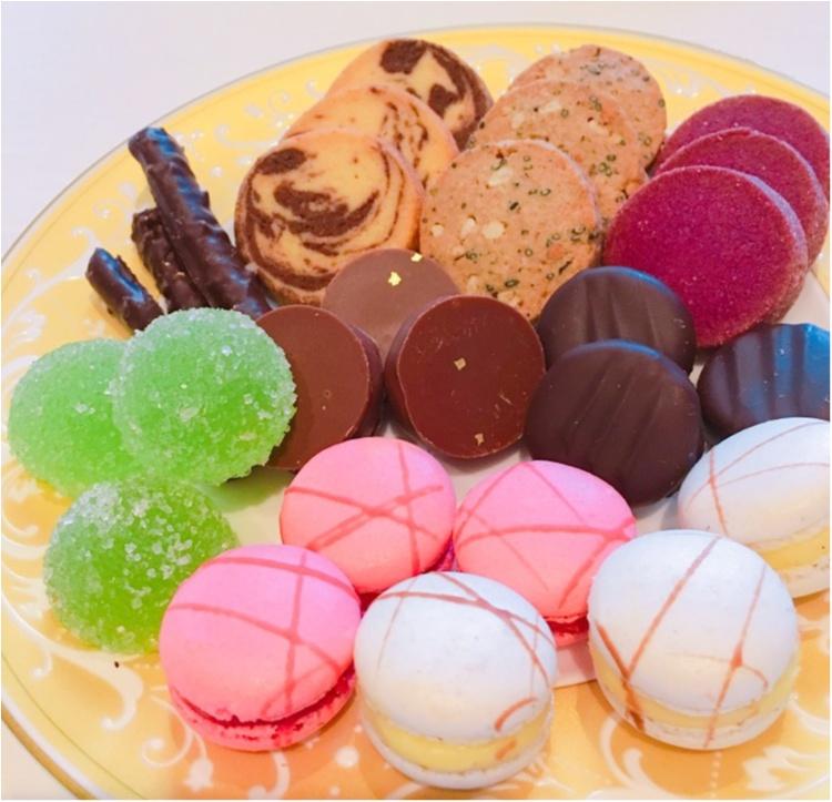 《女の子の大好きが集まったブッフェ♡》直前予約も可能な超穴場!東京インターコンチネンタルホテルの女子会ランチが最高だった件。_8