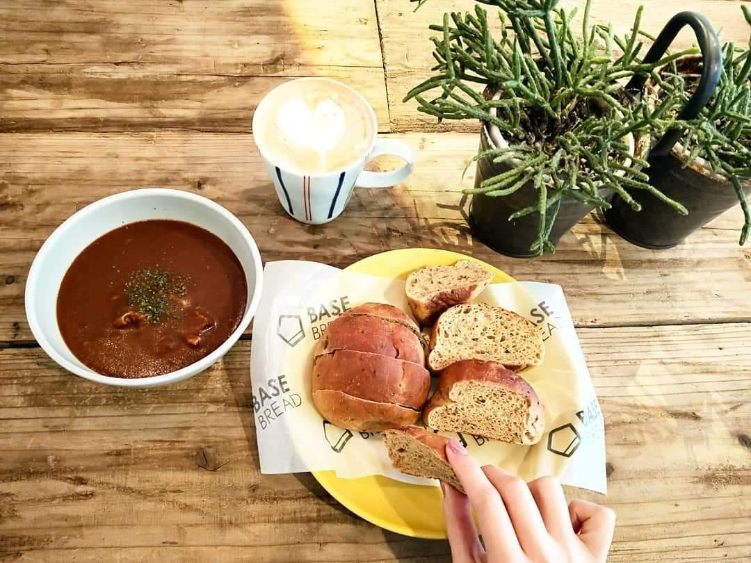 """【恵比寿】栄養たっぷり!もちもち""""BASE BREAD""""を楽しめる期間限定カフェへ★_2"""