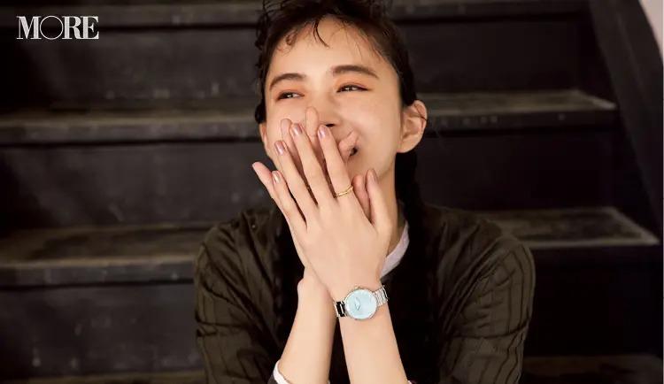 TIFFANY & Co.[ティファニー]の腕時計ティファニー アトラスを付けた井桁弘恵