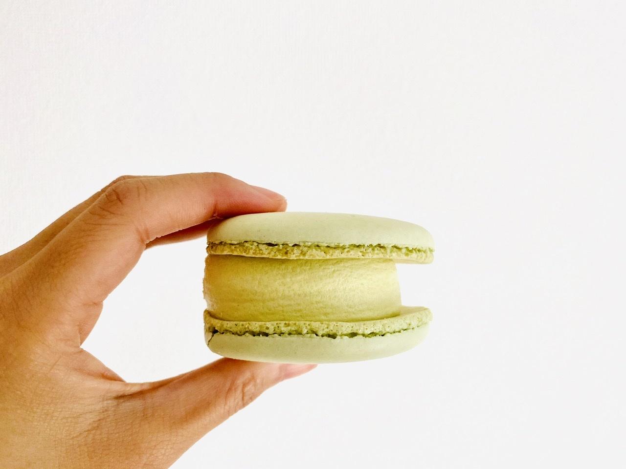 【セブン-イレブン】天才的な美味しさ!マカロンアイスから《ピスタチオ》が新登場♡_3