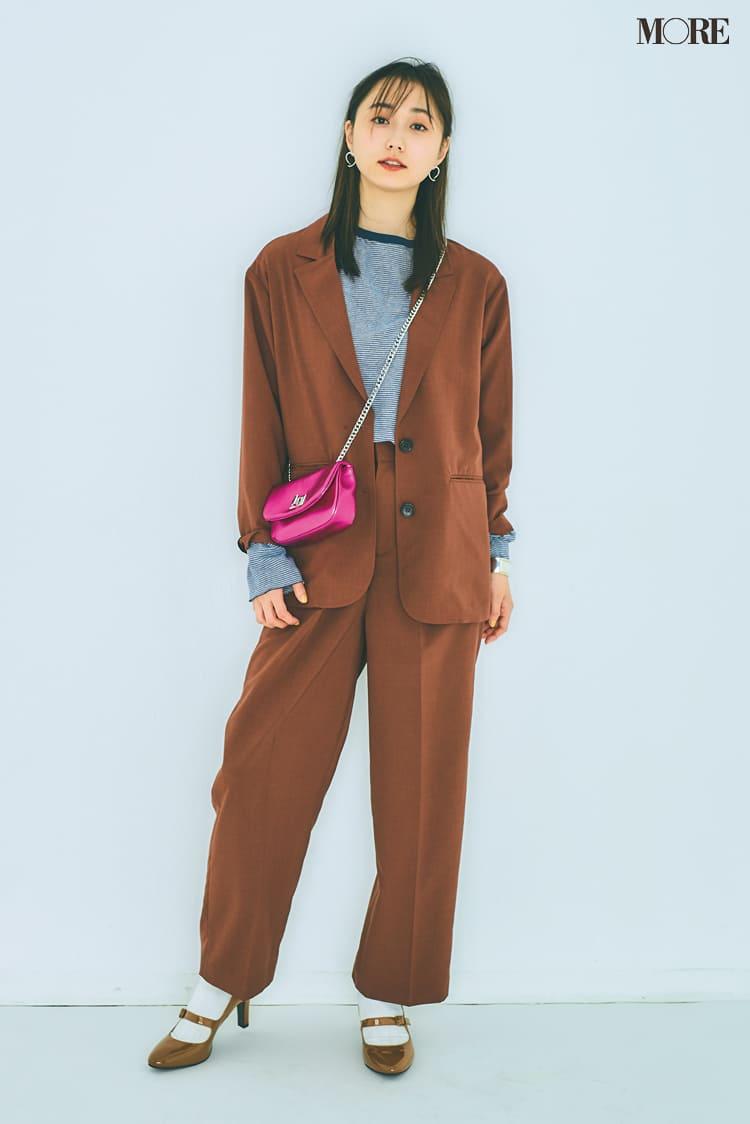 レディースセットアップ《2020》特集 - 人気ブランドのおすすめジャケット&パンツ・スカートのコーディネートまとめ_16