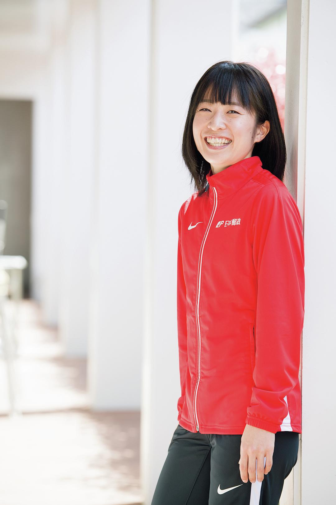 日本郵政グループ女子陸上部キャプテンを突撃! モア世代アスリートが語る「折れない心」のつくり方_1