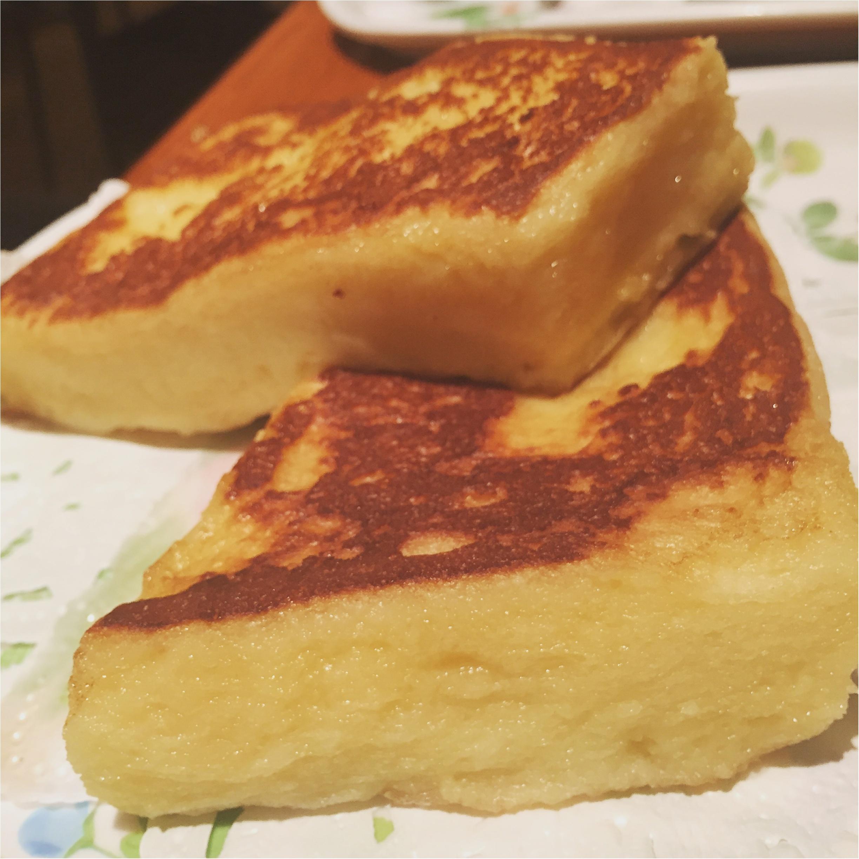 ぷるっふあ♡トロける【フレンチトースト】を新宿のカフェで体験しちゃお♩≪samenyan≫_5