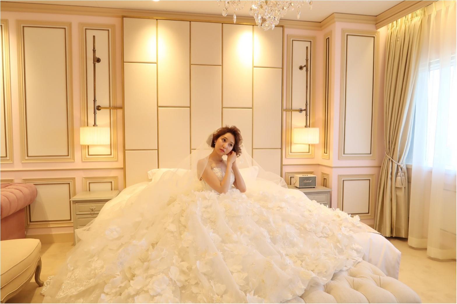 まるでお姫様♡『THE HANY』のウェディングドレスが可愛すぎる!_4