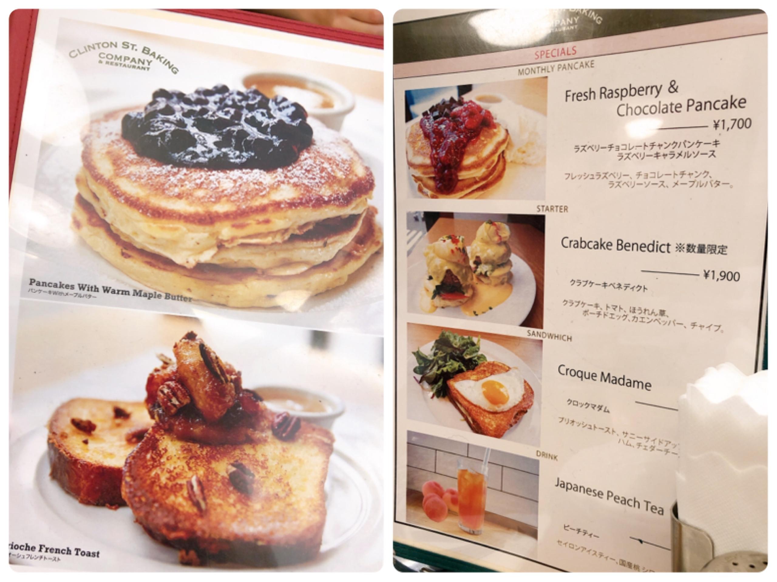 【表参道】NYで大人気のパンケーキを東京 南青山で♩CLINTON ST. BAKING COMPANY_5