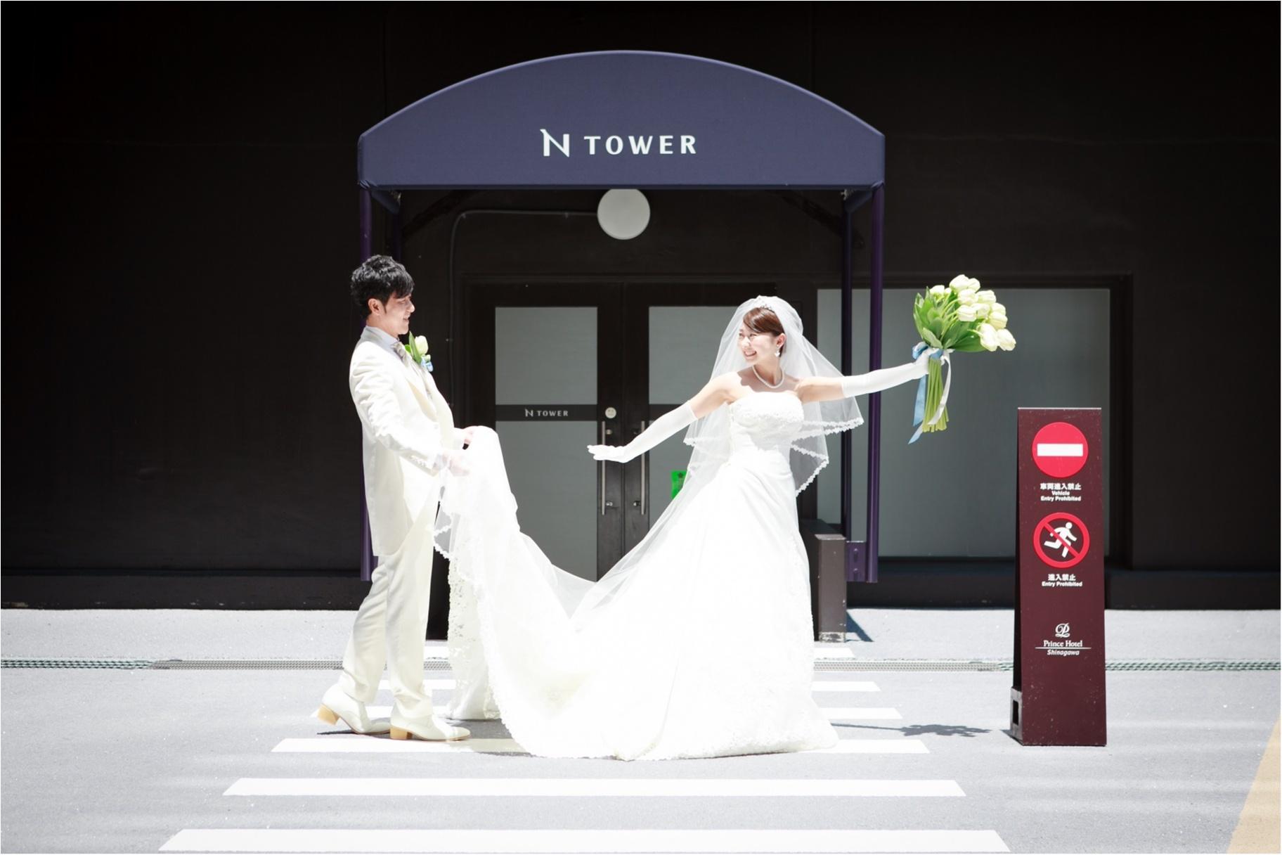 【1】ーレポ開始ー品川プリンスホテルで結婚式をあげました#さち婚_6