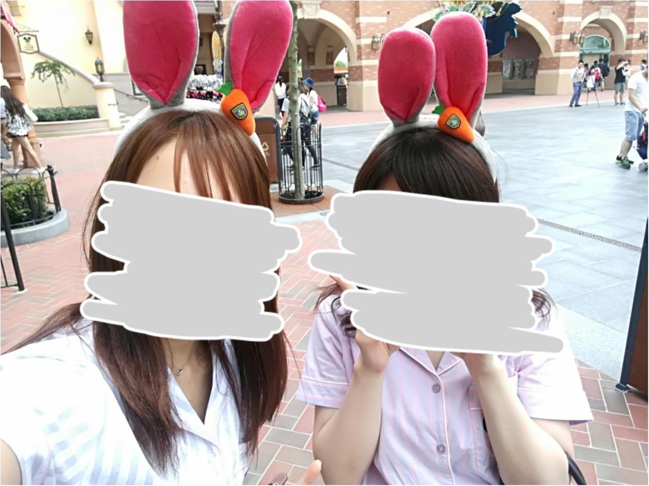 【一周年!!】上海ディズニーランド限定イヤーキャップ紹介♥_5