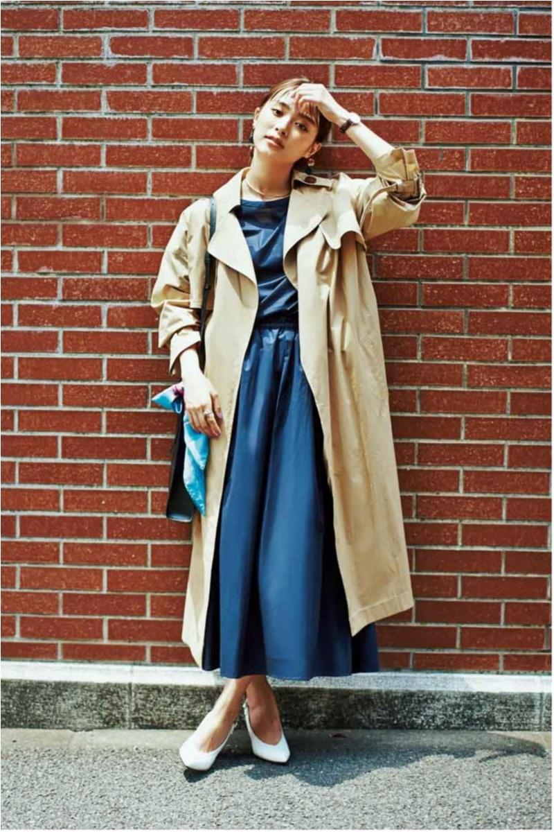 定番アウター【トレンチコート】の今どきコーデ10選    ファッション(2018年秋)_1_7
