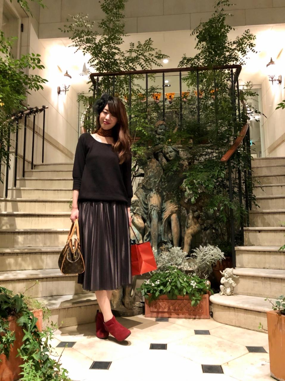 【西麻布】お洒落なレストラン ハロウィンパーティーに行ってきました♡_1