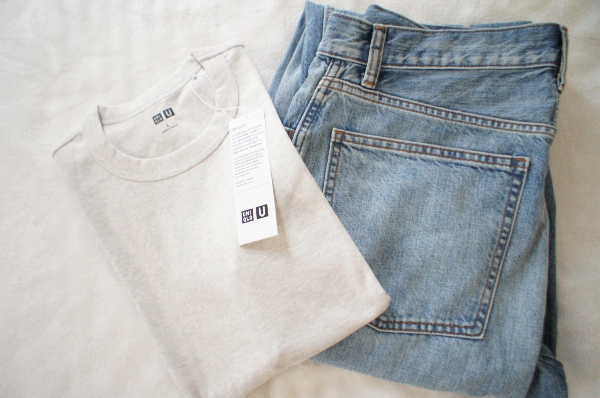 《#170cmトールガール》のプチプラコーデ❤️【Uniqlo U】の大人気Tシャツ!買い足すなら◯◯カラーがおすすめ❤︎☝︎_2